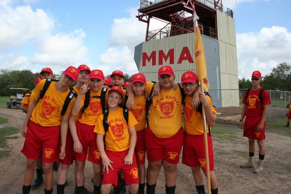 Marine Military Academy Boys Summer Camp