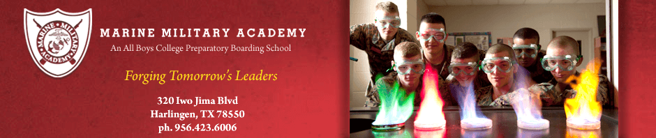 Marine Military Academy Blog