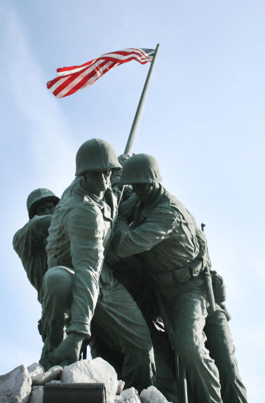 The Importance of the Iwo Jima Monument