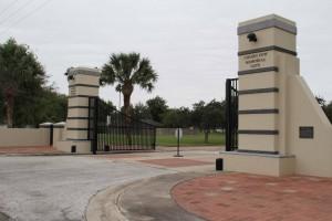 The Chosin Few Memorial   Gate