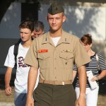 picture of a cadet leader