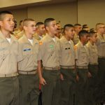 2013 plebes take oath